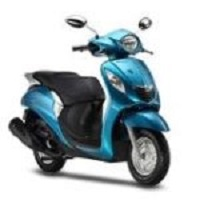 . Yamaha Fascino